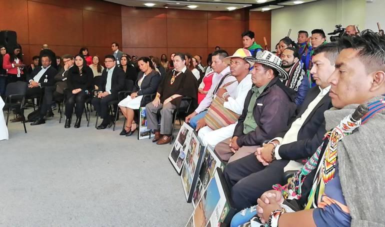 Proceso de paz: JEP revisará más de 203.000 casos de violencia contra los indígenas