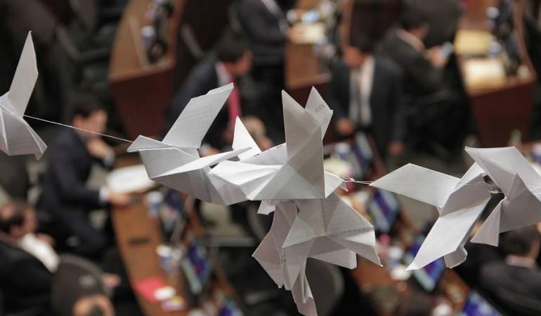 Proceso paz Colombia: I. Kroc: Implementación de paz colombiana avanza pero necesita reformas
