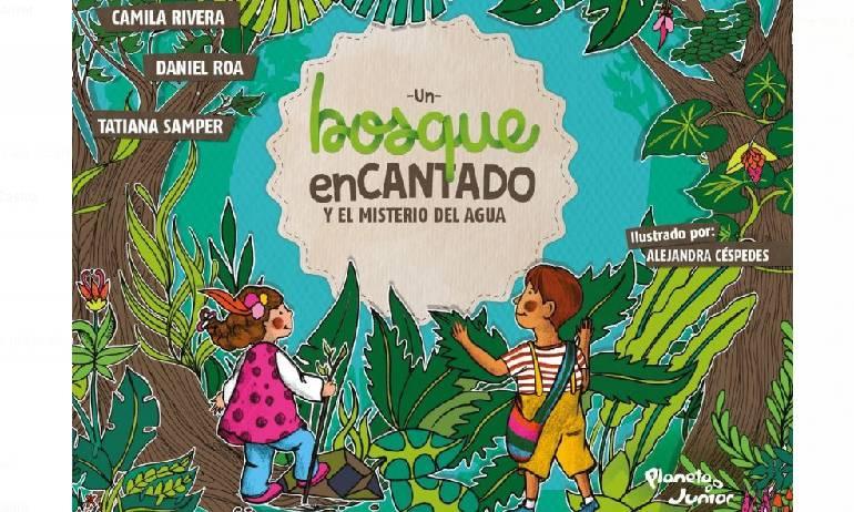 Un libro infantil para preservar el agua y la vida en el planeta