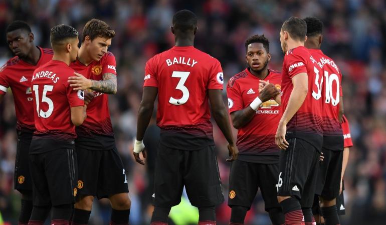 Manchester United Premier League: Manchester United triunfó en el inicio de la Premier League