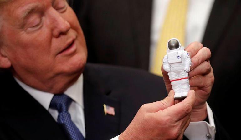 Fuerza Espacial Armada estadounidense: ¿Una Fuerza Espacial? Realidad en la Armada estadounidense