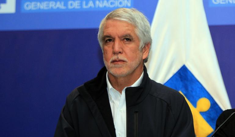 Enrique Peñalosa.