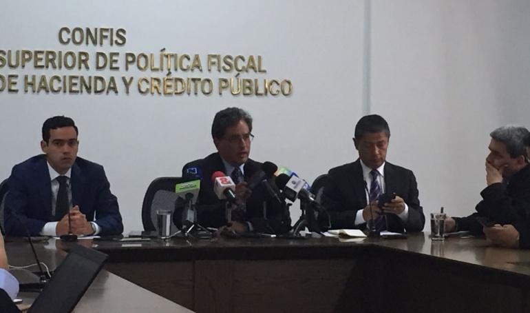 Nuevo gobierno colombiano: Gobierno trabaja a toda marcha para presentar la reforma tributaria