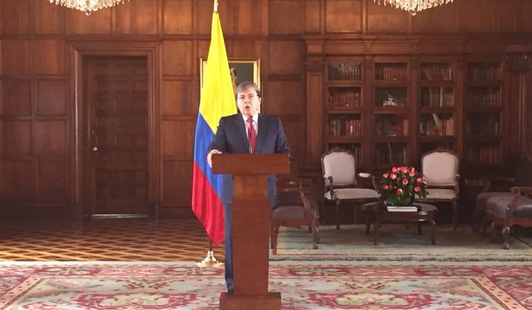Colombia se retirará de Unasur: Colombia se retirará de Unasur