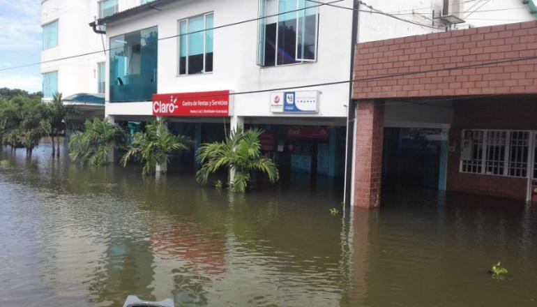 Puerto Carreño Emergencia: Puerto Carreño sigue inundado y reclama apoyo del Gobierno colombiano