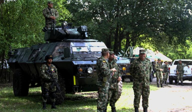 Atentado en Arauca: Un militar muerto y varios heridos deja explosión en Arauca