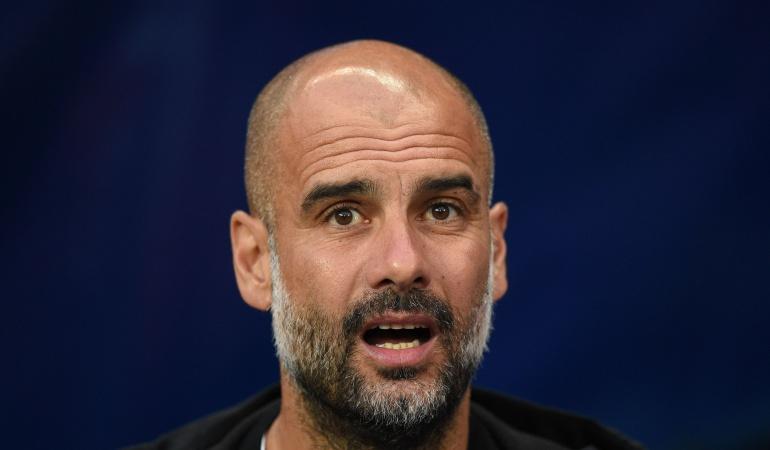 """Guardiola contra la AFA: Guardiola enojado con la AFA: """"Estoy decepcionado"""""""