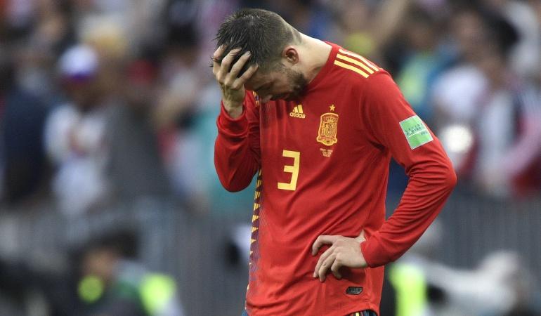 Gerard Piqué retiro Selección de España: Gerard Piqué confirmó que no volverá a jugar con la Selección Española