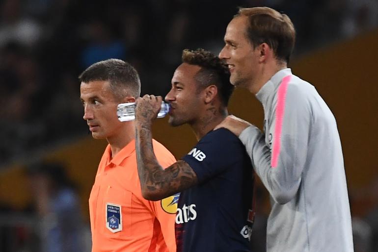 "Neymar, Thomas Tuchel, PSG: Thomas Tuchel: ""Neymar es un líder cuando está feliz"""