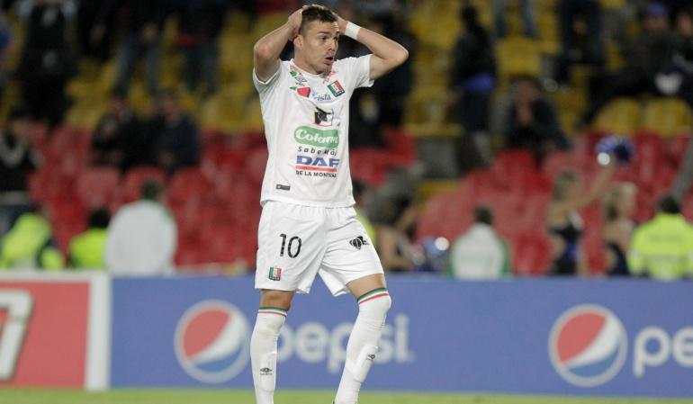 "Daniel Hernández San Lorenzo: Daniel Hernández: ""Me gustan mucho James y 'Gio' Moreno"""