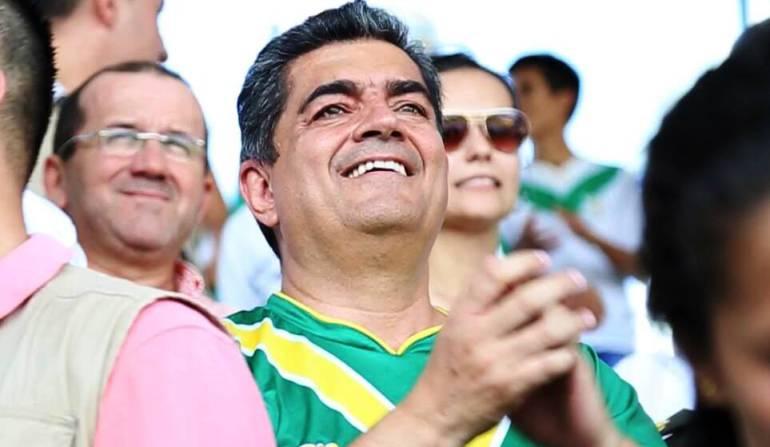 Gobernador de Quindío.