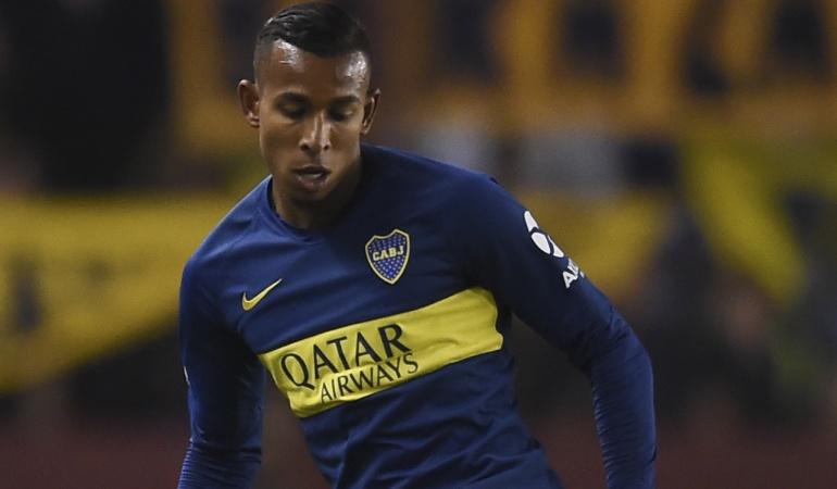 Sebastián Villa debut Boca Juniors: Sebastián Villa debutó en Liga argentina con la camiseta de Boca Juniors