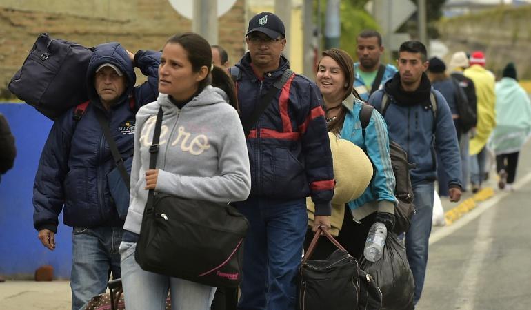 Crisis Quito: Quito decreta estado de emergencia humanitaria por afluencia de venezolanos
