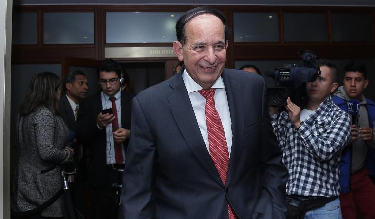caso Álvaro Ashton: Corte envió proceso de Álvaro Ashton a la JEP