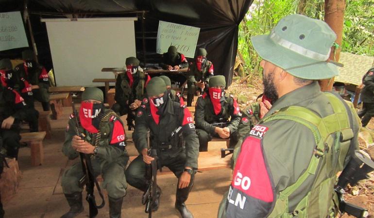 Reclutamiento menores del Eln: Expiden 16 órdenes de captura al Eln por reclutamiento de menores