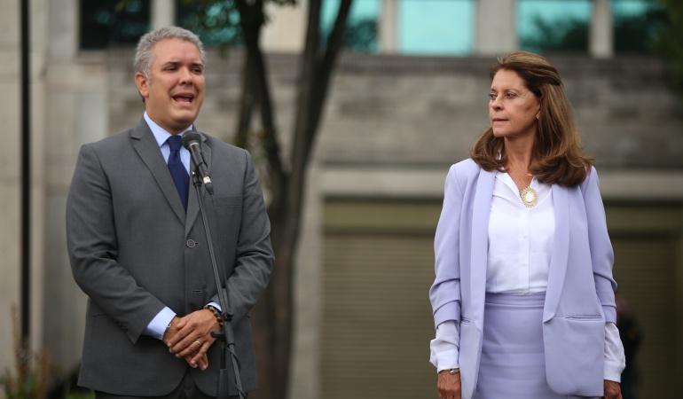 Demanda contra Iván Duque: Nueva demanda contra la elección del presidente Duque y su vicepresidenta