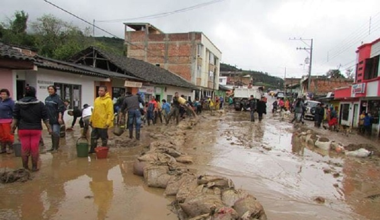 Emergencia por lluvias en Mocoa: Aplazan aplicación de pruebas Saber 11 en Mocoa por emergencia