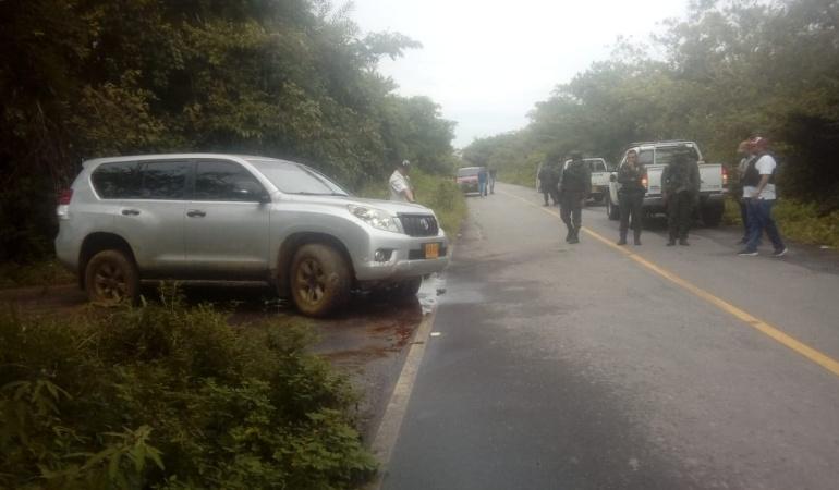 Atentado contra ganadero en Arauca: Ganadero araucano y sus dos escoltas salieron Ilesos en atentado