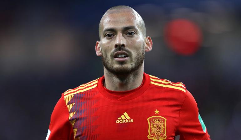 David Silva retiro Selección España: David Silva anunció su retiro de la Selección española
