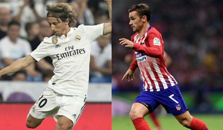 Supercopa de Europa: Real Madrid y Atlético de Madird: Supercopa de Europa: Real Madrid y Atlético ya están en Tallin