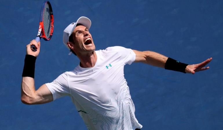 Andy Murray eliminado Cincinnati: Andy Murray cayó en la primera ronda de Cincinnati a manos de Lucas Pouille