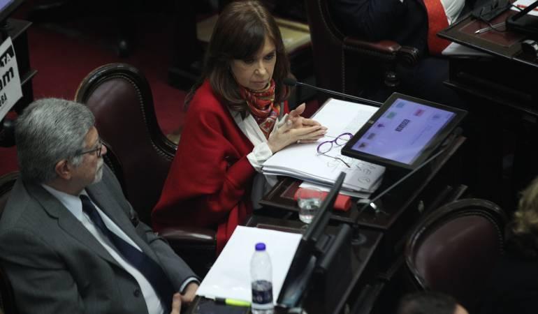 Ex presidenta Argentina: Cristina Fernández recusó al juez y denunció persecución