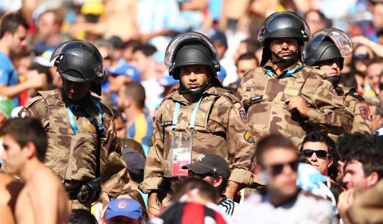 Militares Argentina.