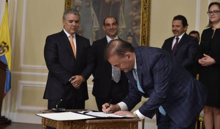 Viceministros: Empezó la entrada de políticos a los ministerios