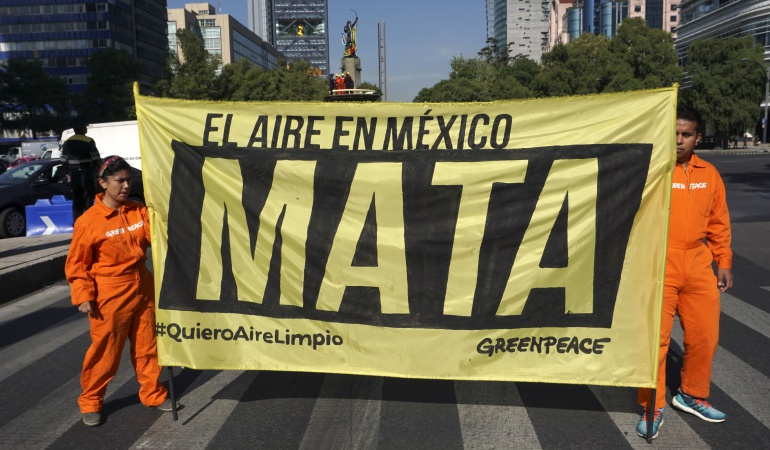 Aplicación para medir la contaminación: Ahora podrá monitorear el aire con nueva aplicación mexicana