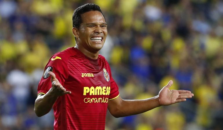 Carlos Bacca, Villarreal, Milan: Carlos Bacca regresaría a Villarreal, según Sky Sports