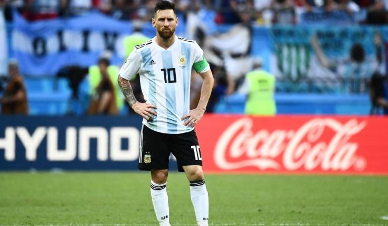 Messi Argentina renuncia: Messi no jugaría con Argentina por lo que resta del 2018, aseguran medios