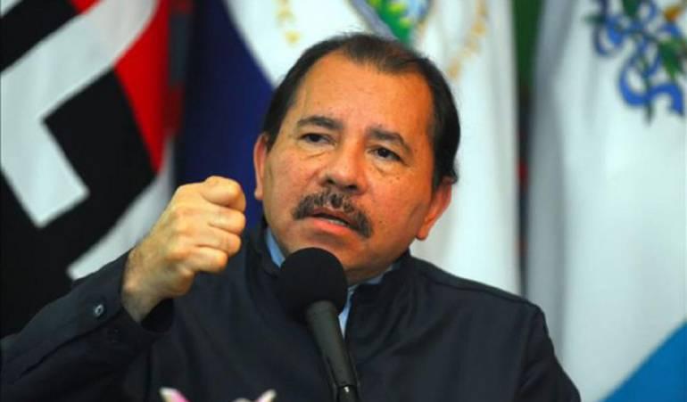 Gobierno rechaza acusaciones 'golpistas' del presidente de Nicaragua