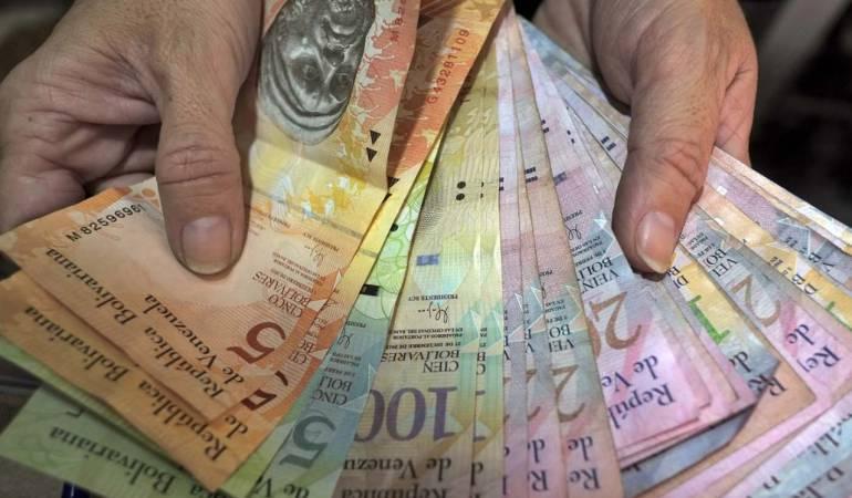 Lavado de dinero Venezuela.: Radican proyecto para perseguir plata del 'chavismo' en Colombia