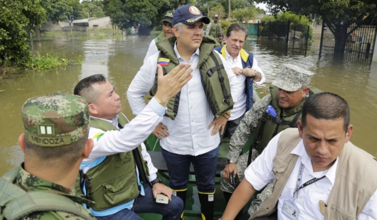 Iván Duque y gobierno Venenezuela: Duque pide elecciones libres en Venezuela