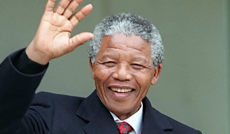 Nelson Mandela: Mandela revive a ritmo de góspel