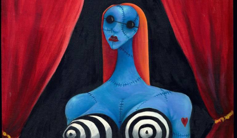 El arte de Tim Burton más allá de la pantalla
