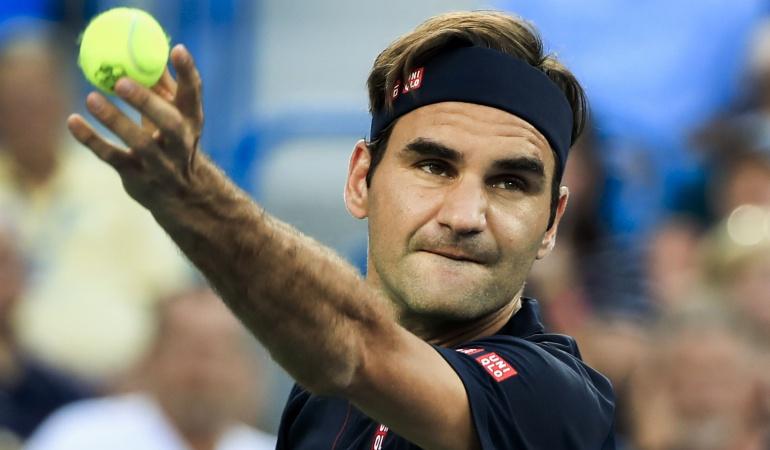 Roger Federer victoria Cincinnati: Federer regresó con victoria en Cincinnati y se instaló en octavos