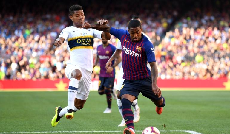 barcelona boca juniors en vivo Trofeo Joan Gamper: Barcelona vence a Boca Juniors y se queda con el Trofeo Joan Gamper