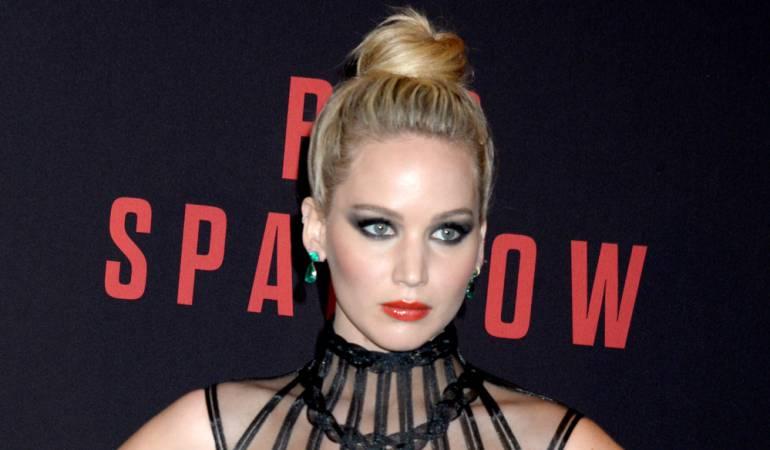 Jennifer Lawrence, una de las víctimas del hackeo masivo de información privada de cuentas de iCloud