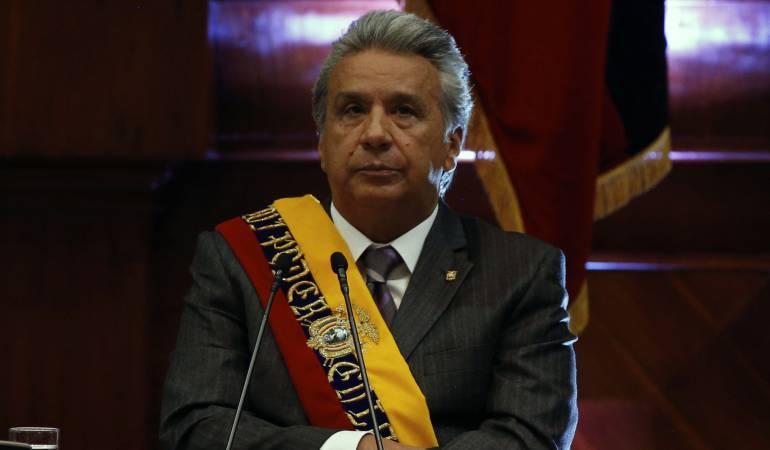 Ecuador estudia crear corredor humanitario para venezolanos que van a Perú