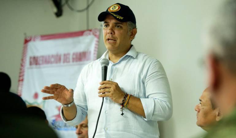 PAE Corrupción: Duque anuncia nuevo PAE ante escándalos de corrupción