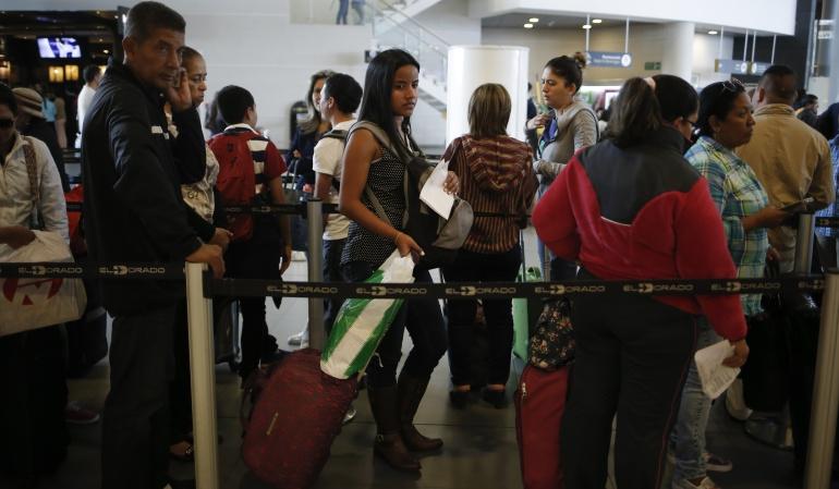 Derechos y beneficios problemas vuelos: ¿Cuáles son los beneficios que usted tiene cuando le cancelan un vuelo?