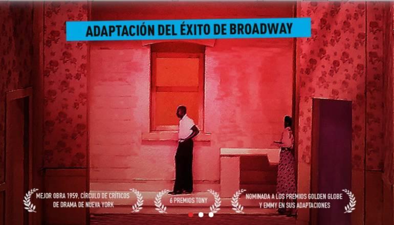 """El Teatro Colón estrena el clásico de Broadway """"Uva pasa bajo el sol"""""""
