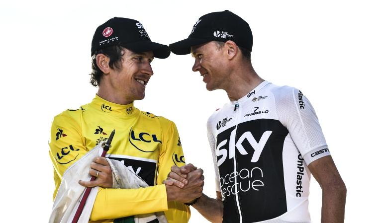 Chris Froome, Geraint Thomas, Vuelta a España.: Froome y Thomas no correrán en la Vuelta a España