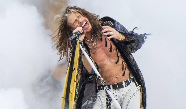 Aerosmith se suma a artistas con residencia musical en Las Vegas