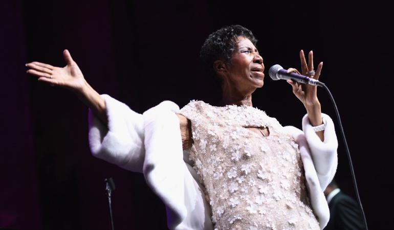 Muere Aretha Franklin canciones: 10 Canciones para conmemorar a Aretha Franklin