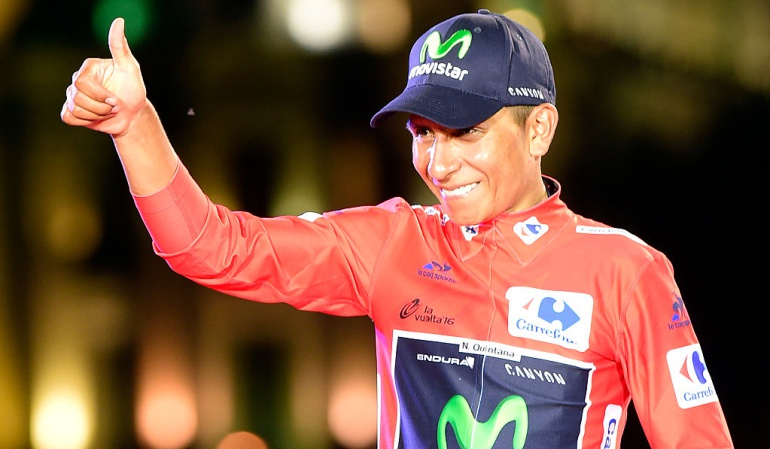 Vuelta a España Nairo Quintana Rigoberto Urán Supermán López: Nairo, 'Rigo' y 'Supermán' López, preinscritos a la Vuelta a España