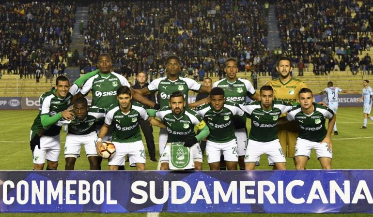 Cali Copa Sudamericana octavos de final: Cali, primer colombiano en jugar en los octavos de final de la Sudamericana