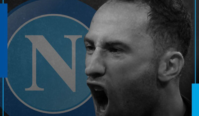 David Ospina Napoli oficial: Napoli oficializó la llegada de David Ospina