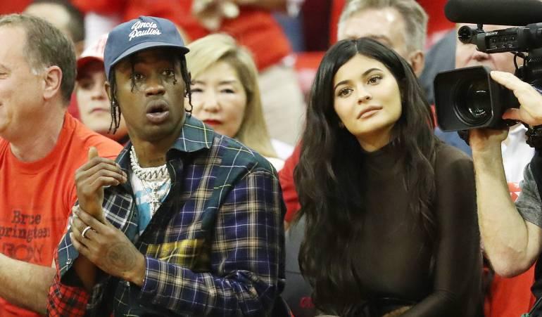 Artistas que son familia: Kylie Jenner y su hija Stormi se apuntan a la próxima gira de Travis Scott